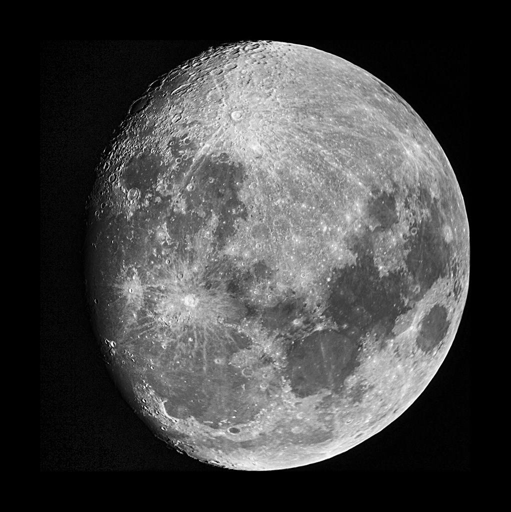 Gibbous Moon Definition